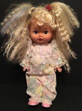 "Vintage Mattel 1977 1988 Lil Miss Makeup 13"" Doll w/ Heart on Cheek RARE"