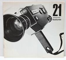 Leitz Wetzlar Leica Leicina Super Sales Brochure 1970s / Rare