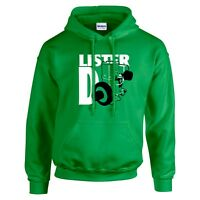 Lister D stationary Engine MENS HOODIE Gift For Anyone!