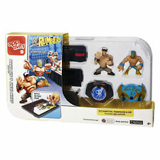 D-2  NEW WWE Rumbler Apptivity for iPad W Starter Set John Cena & Sin Cara