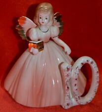 Vintage Josef Original Birthday Girl Angel -Age 10 - My Hero Book Brown Eyes