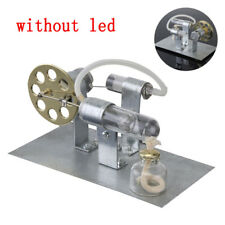 Mini Air Sterling Engine Model Miniature Steam Toy Physics Experiment Tool