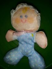 Vintage 1980's Fisher Price Bonnie Baby  Smooshees Cuddlers 👶