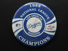 Los Angeles Dodgers Pin - 1988 National League Champions