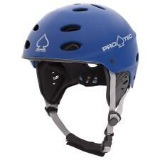 PRO TEC HELMET ACE WAKE Watersports Helmet Wake Kite surf Rafting Matte Blue