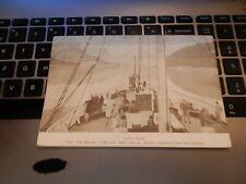 More details for loch duich postcard tss lady killarney crease along top margin coast lines