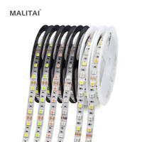 Ultra Bright 5m 2835 5050 LED Strip Lights Flexible 300leds DC 12V String Lights