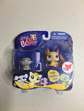 Littlest Pet Shop CUDDLIEST Hamster Chinchilla 980 1102