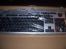NEW Fellowes Microban Slimline Keyboard 9893301