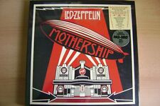 "LED ZEPPELIN ""MOTHERSHIP"" 4LP BOX SET HQ-180 PREMIUM PRESSING VINYL ""BEST OF"""