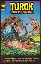 Turok Son Of Stone #130 Whitman Comic Book LAST ISSUE