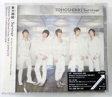 DBSK TVXQ - Survivor (Japan 26th Single) Limited CD Ver