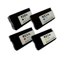 SET 4 cartuchos impresora para 950 XL 951 XL OfficeJet pro 8600 pro 276 DW