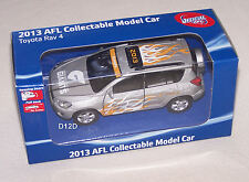 Greater Western Sydney Giants 2013 AFL Collectable Toyota Rav 4 Model Car New