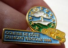 RARE PIN'S VOITURE PORSCHE RALLYE COURSE DE COTE DU MONT VENTOUX 1994