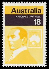 "AUSTRALIA 648a (SG634a) - National Stamp Week ""Blamire Young"" (pa67548)"