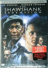 The Shawshank Redemption (1994) Two-Disc 10th Anniversary Special Edition Sealed