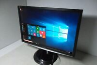 "ViewSonic VX2240w 22"" Widescreen LCD Monitor 1680x1050 VGA DVI-D 16:10 VS11869"