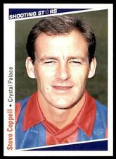 Merlin Shooting Stars 91/92 - Crystal Palace Coppell Steve No. 396