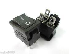 DPST Rocker Switch ON-OFF 4PIN 19×13mm Switch×2PC