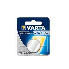 1 X VARTA Lithium Battery CR 2430- 3V - Button Cell