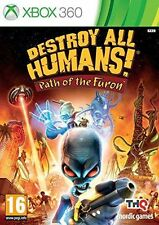 Destroy All Humans - Path of the Furon