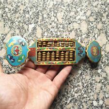 Collection chinese vintage bronzer cloisonne design exquisite RuYi Commemorative