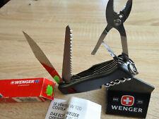 Wenger W120 Schweizer Taschenmesser Vintage mit OVP unbenutzt Top