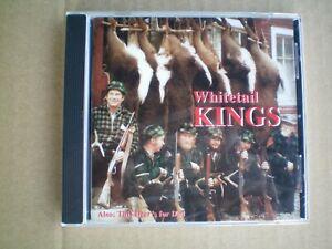 "Larry Benoit Whitetail Kings CD ""New Old Stock"" (New Price!)"