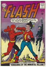 FLASH #137, DC 1963, FN CONDITION, GOLDEN AGE FLASH + JSA APPEARANCE