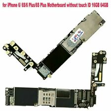 Motherboard Logic Mainboard for iPhone 6/6 Plus/6S/6S Plus 16GB/64GB Unlocked BS