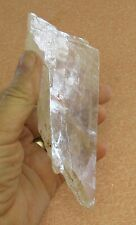 New listing Large Mineral Specimen Of Clear Selenite From Socorro Co., New Mexico