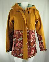 Zumiez Aperture Women's Full Zip Snap Up Hooded Jacket