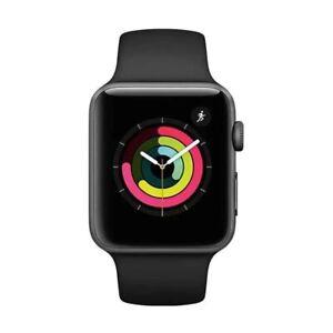 Apple Watch Series 1 2 GPS Tracker + Cellular 4G LTE Women and Men's Smartwatch
