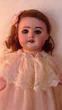Antique French SFBJ bisque headed doll