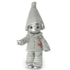 "Precious Moments 7"" Silver Tin Man Wizard of OZ Vinyl Doll New + Gift Box 2200"