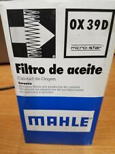 For BMW E28 2.4L L6 M21 1985-1986 Engine Oil Filter Mahle 11422241165