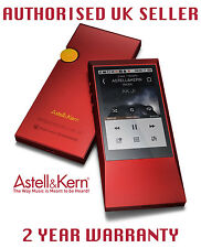 Astell & kern astell & kern ak jr junior high resolution portable mq player red