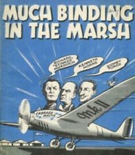 Much Binding in the Marsh Old Time Radio Show 1 x MP 3 CD 7 Hours comedy raf