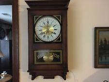 Vintage Centurion 35 Day Regulator Clock