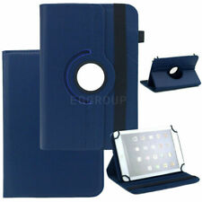 Universal Rotating Leather Flip Stand Case Cover For Android Asus 7 inch Tablet