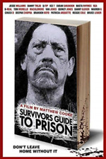 SURVIVORS GUIDE TO PRISON, DVD, 2018, SKU 356