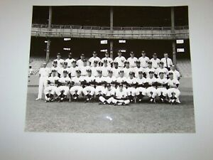 NEW YORK YANKEES 16 X 20 TEAM PHOTO MICKEY MANTLE-YOGI BERRA Baseball Vintage