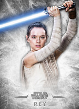 Topps Star Wars Card Trader REY Inception Series Limited [DIGITAL CARD]