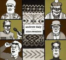 Andrew Daly - Nine Sweaters [New CD]