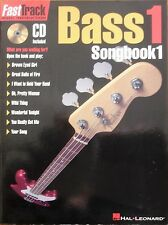 Fasttrack Bass Songbook 1 - Level 1 by Hal Leonard Publishing Corporation