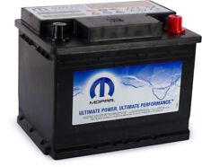 Batteria auto MOPAR 60AH 500A FIAT LANCIA  71777953 Start&Stop Battery ORIGINALE