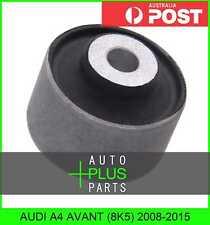 Fits AUDI A4 AVANT (8K5) 2008-2015 - Rubber Suspension Bush Front Upper Arm
