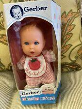 1995 Gerber Baby Applesauce Doll