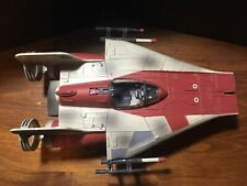 Star Wars The Legacy Collection 2008 A-Wing Fighter 3.75""